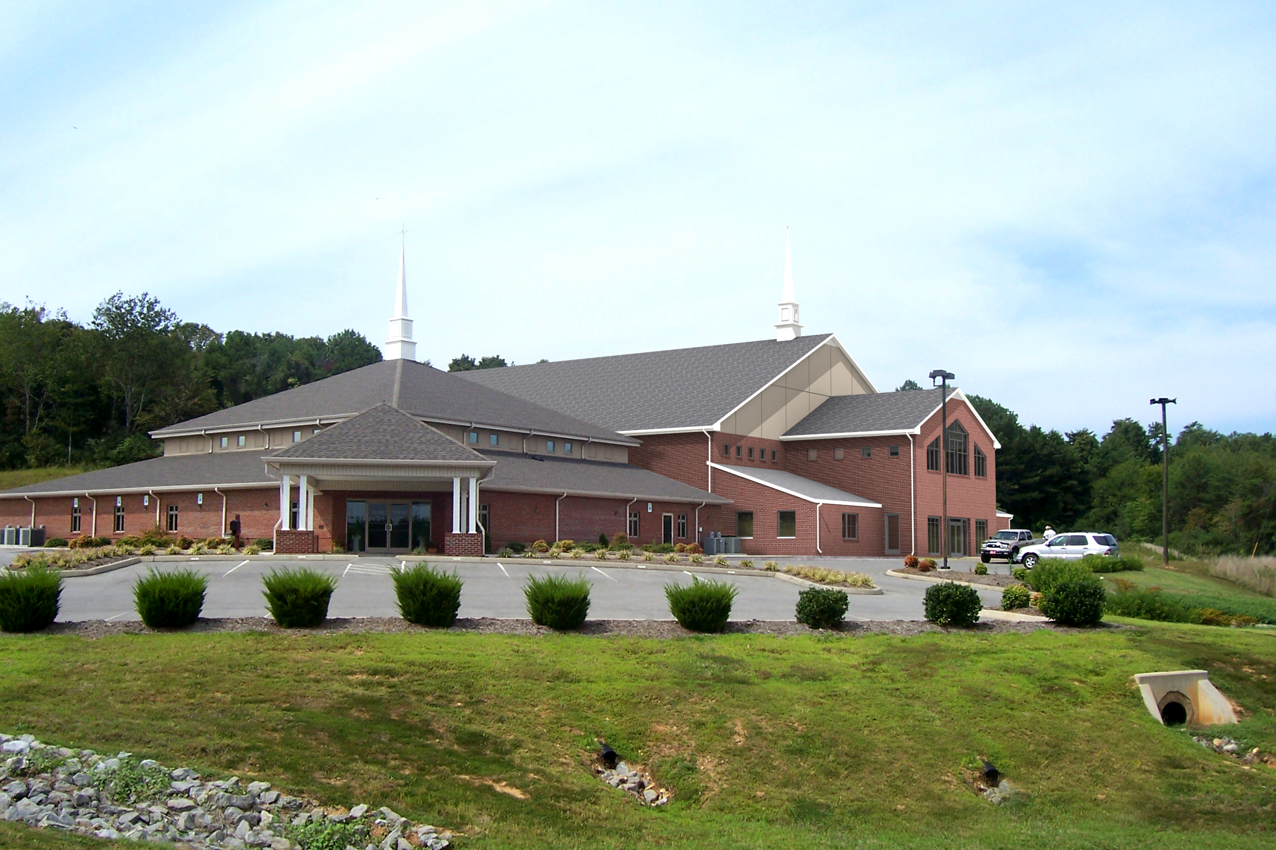 After-Church Addition
